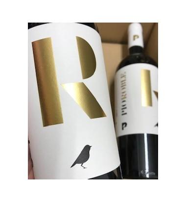 Pío Roble 2017 - Vino Tinto ecológico, Jumilla, Monastrell, Syrah, Cabernet Sauvignon