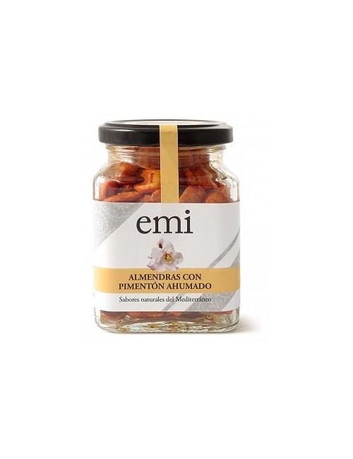 Almendras saladas fritas con Pimentón Ahumado EMI - Viña Elena - Jumilla - Aperitivo