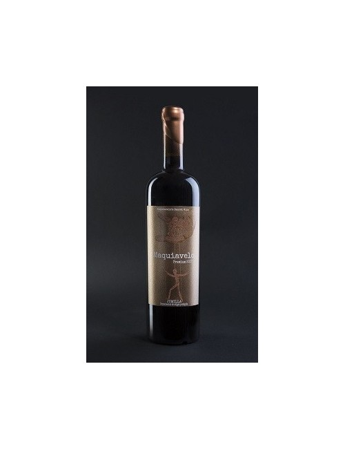 Maquiavelo Premium 2017 * Monastrell, Cabernet Sauvignon, Vino de Jumilla tinto