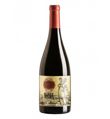 PACK 6 Botellas de Epistem nº 3 2014 - Vino Tinto, Yecla, Monastrell, Garnacha Tintorera, Syrah
