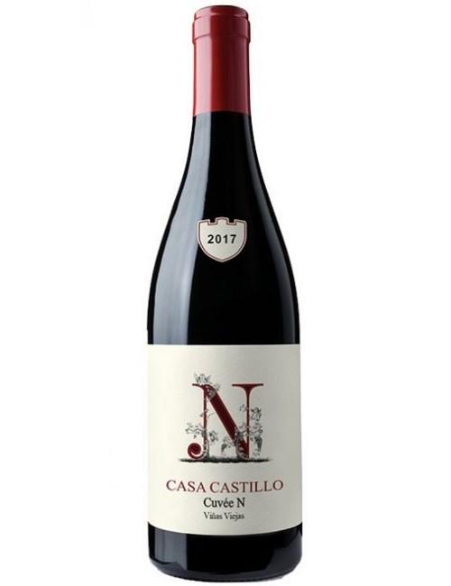 Casa Castillo Cuvée N 2017  - Vino Tinto (96 Puntos Robert Parker)