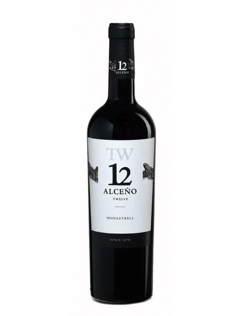 Alceño 12 Meses Twelve Tw 2017 * Vino Tinto, Jumilla, Monastrell, Syrah, Muchosvinos.com