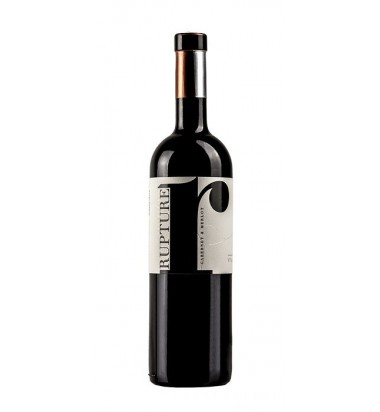 Valtravieso Rupture 2016 - Vino de páramo, Cabernet Sauvignon, Merlot, Vino de la tierra de Castilla y León