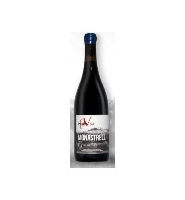 Pura Viña Monastrell 2019, Vino tinto, Monastrell
