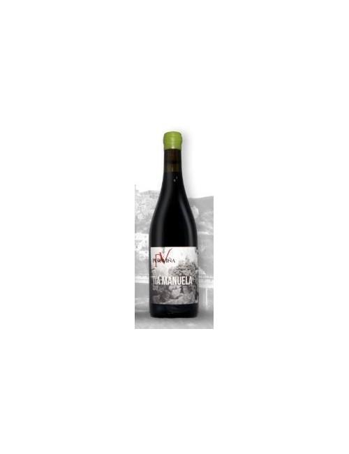 Pura Viña Tía Manuela 2019, Vino tinto, Monastrell