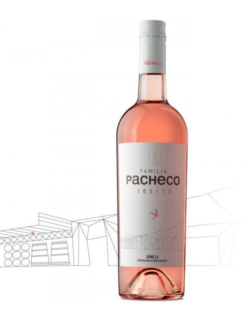 Rosado Familia Pacheco 2019 - Garnacha, Tempranillo, Jumilla, Viña Elena