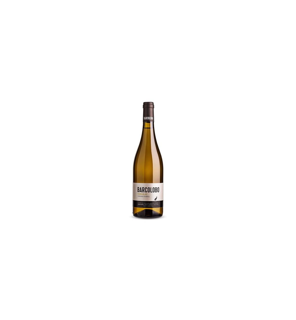 Barcolobo Verdejo Barrica 2019 - Vino blanco Tinto, Castilla y León