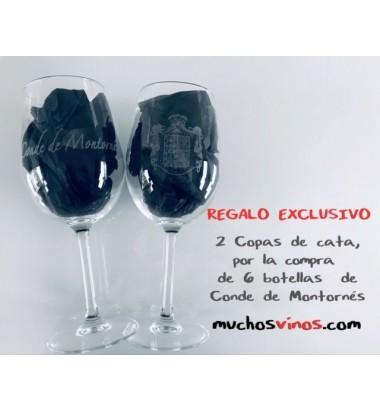 Sauvigon Blanc 2018 * Conde de Montornés, Vino blanco, Yecla