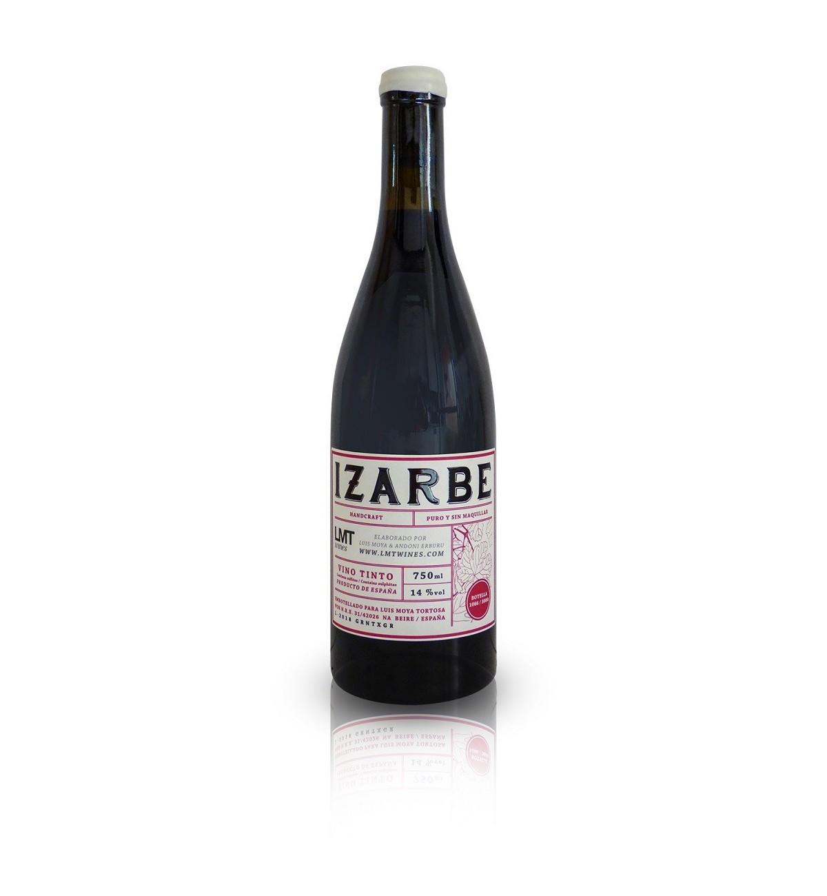 Izarbe 2018 - LMT wines - Garnatxa, Graciano, viñas viejas, Navarra