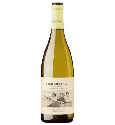 Todo sobre mi 2019 - Bodega Cerrón, Chardonnay, Fuente Álamo, DOP Jumilla