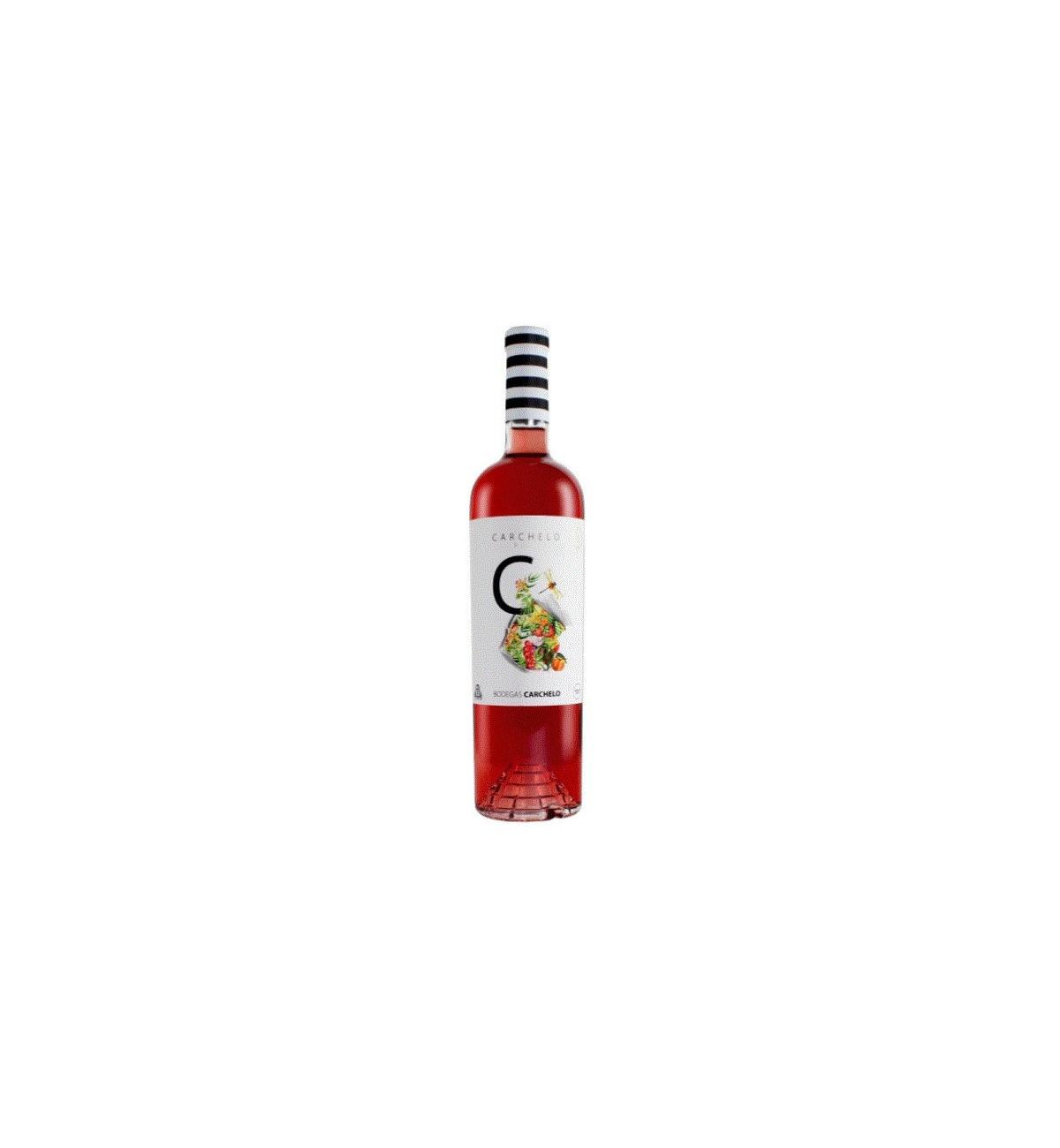 Carchelo Rosé  * Vino Rosado, Monastrell, Ecológico, Vegano Jumilla
