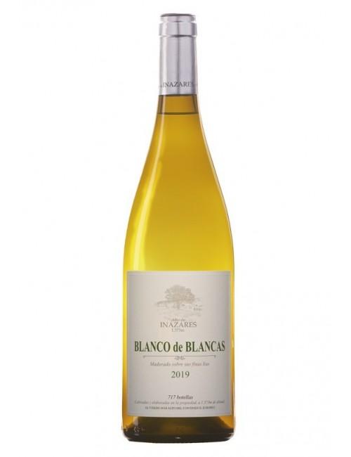 Blanco de Blancas 2019 * Vino Blanco, Viognier, Chardonnay Gewürztraminer  Sauvignon Blanc, Alto de Inazares