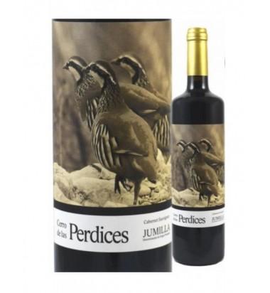 Cerro de las Perdices 2019 - Bodega García Molina, Vino tinto, Cabernet Sauvignon, DOP Jumilla