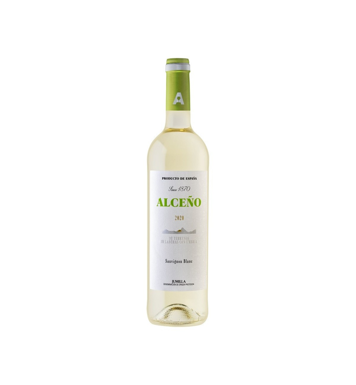 Alceño Joven Blanco 100% Sauvignon Blanc 2020 * Jumilla