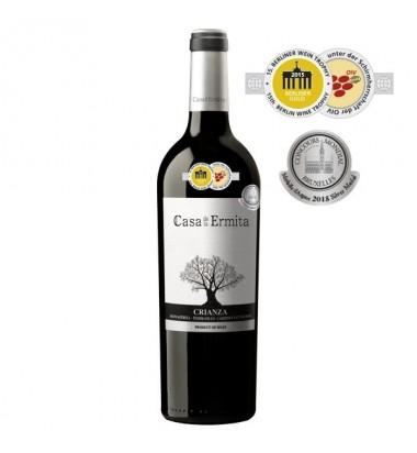 Casa de la Ermita Crianza 2012 - Vino Tinto, Jumilla, Monastrell, Tempranillo, Cabernet Sauvingon
