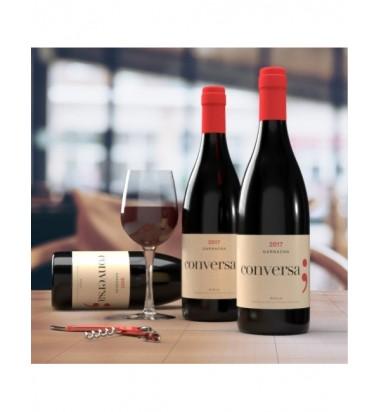 Conversa 2017 - Garnacha - Rioja - muchosvinos.com