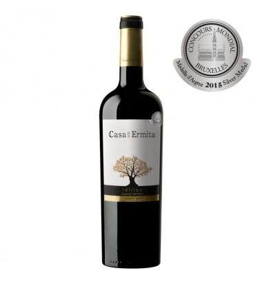 Casa de la Ermita IDILICO 2015 * Crianza Selección Especial - Vino Tinto, Jumilla, Petit Verdot, Monastrell