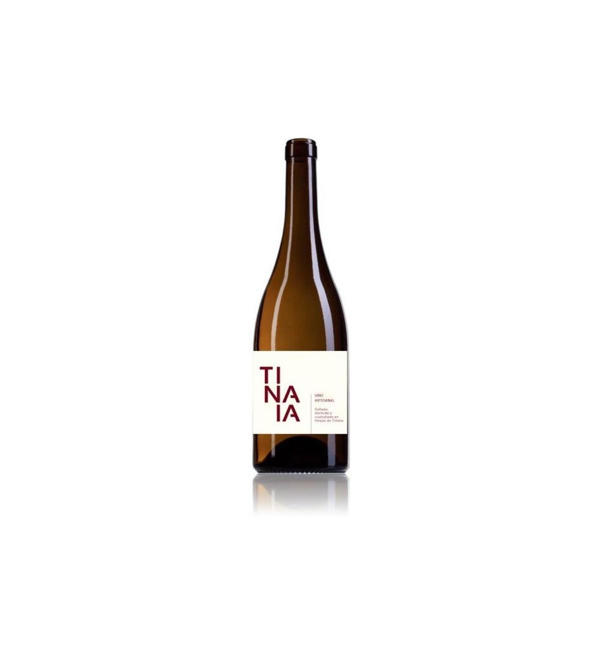 Tinaia 2019 * Vino artesanal en tinaja, Monastrell  Bodega Tinaia