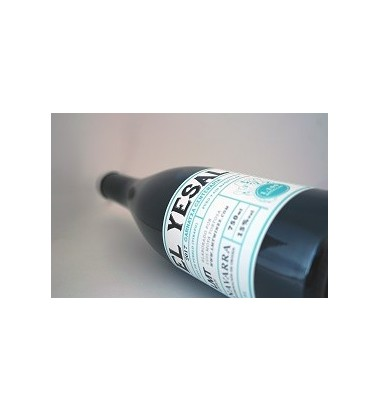 El Yesal 2018 - LMT wines - Garnatxa, viñas viejas, Navarra