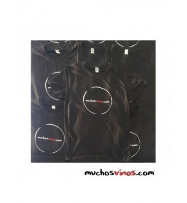 Camiseta MUCHOSVINOS.COM