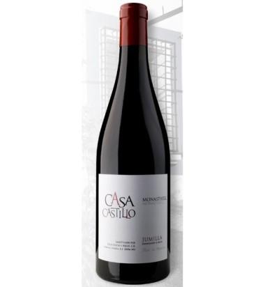 Casa Castillo Monastrell 2019 Ecológico  - Vino Tinto, Jumilla, Monastrell