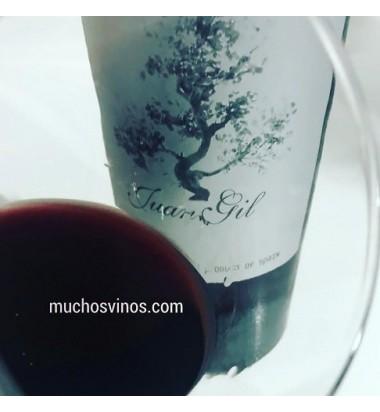 Juan Gil  Etiqueta Plata 2019 - Vino Tinto, Ecológico, Vegano, Jumilla, Monastrell