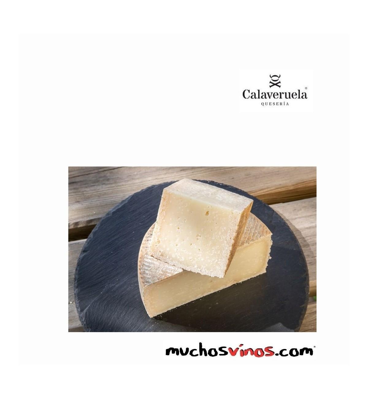 Queso Semicurado de Calaveruela 2 kg Aprox.