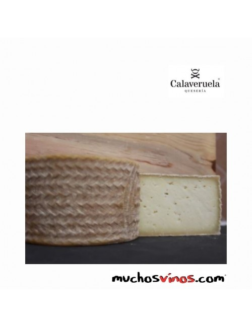 Queso Montanera Curado de Calaveruela 2 kg Aprox.