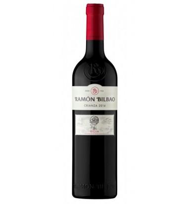 Ramón Bilbao Crianza 2016 * Vino Tinto, Rioja, Tempranillo