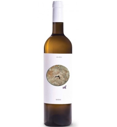 Sol 2020 * Vino Blanco, Manchuela, Tardana, Vegano