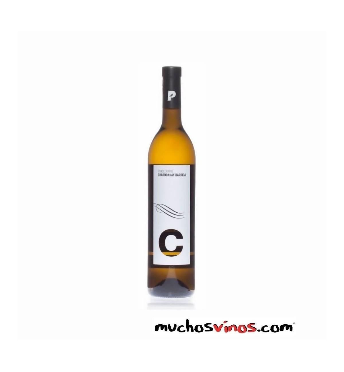 Blanco Chardonnay Barrica - Pío del Ramo - DOP Jumilla - Muchosvinos.com