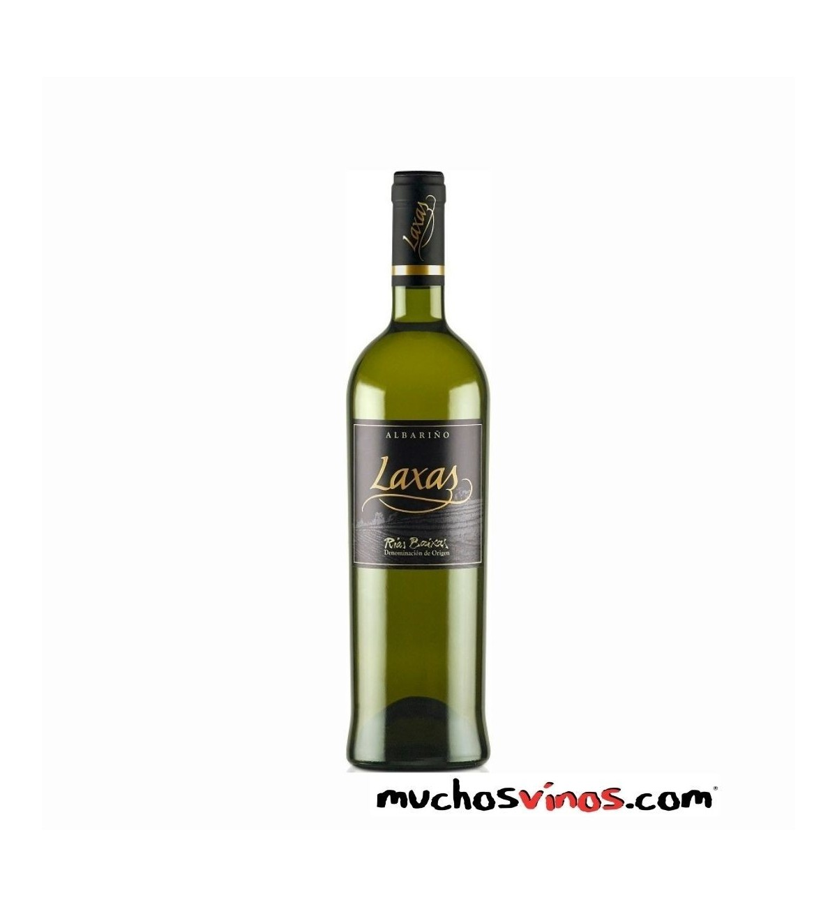 Laxas - Albariño - Rías Baixas - MuchosVinos.com