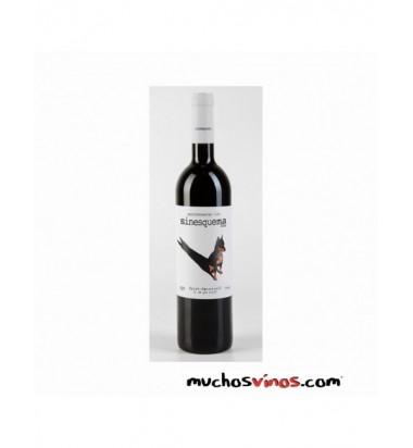 Sinesquema  * Jorge Piernas, Vino tinto, Monastrell, Syrah