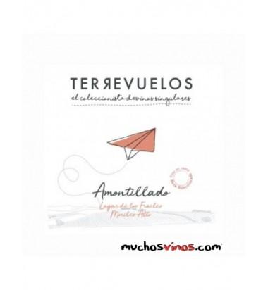 Amontillado Terrevuelos * Pedro Ximénez, 35 años edad media, Montilla-Moriles
