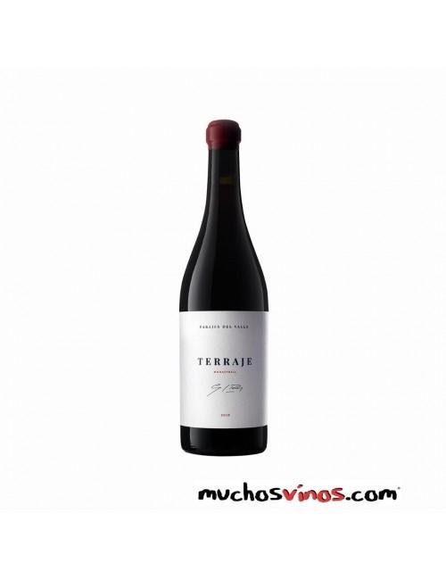 Terraje 2018 * Monastrell Ecológico, Vino tinto, Jumilla, Parajes del Valle