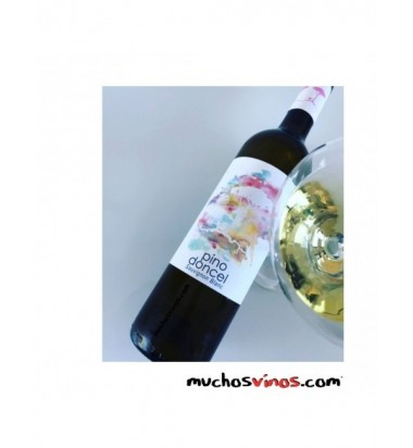 Pino Doncel Blanco 2019 - Sauvignon blanc, Jumilla, Bodegas Bleda