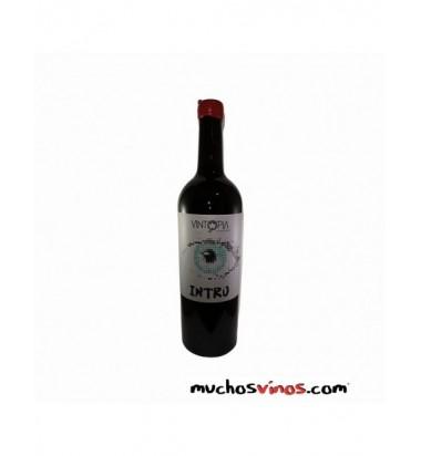 Intro 2018 - Cencibel & Cabernet Sauvignon, Vintopia viticultores - Ciudad Real