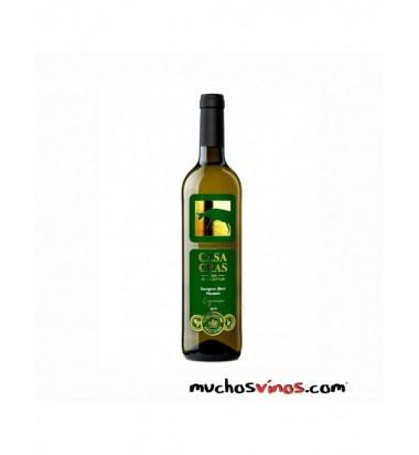 Casa Gras Sauvignon Blanc - Macabeo 2019 * Yecla, Vino de autor, blanco,  ecológico, vegano, Casa de las Especias