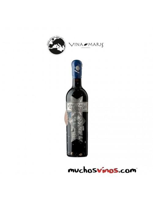 Vina Maris 2012 * Vino tinto crianza submarina, Jumilla, Bodegas Carchelo