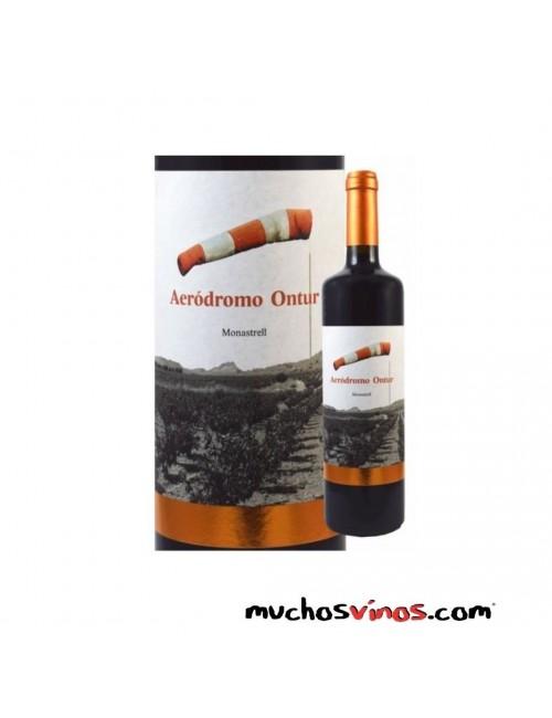 Aeródromo Ontur - Bodega García Molina, Vino tinto, Monastrell, DOP Jumilla
