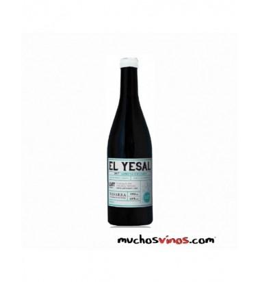 El Yesal  - LMT wines - Garnatxa, viñas viejas, Navarra