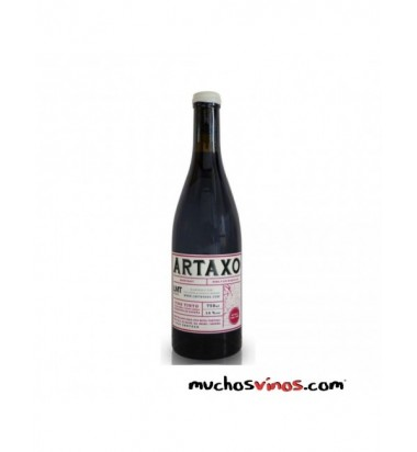 Artaxo 2019 - LMT wines - Garnatxa, viñas viejas, Pamplona