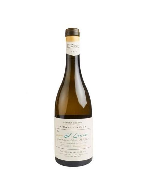 El Cerrico 2016 - Bodega Cerrón - Stratum Wines, Airen, Fuente Álamo, DOP Jumilla