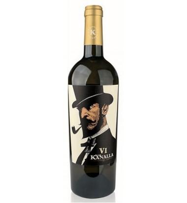 Alma Kanalla Chardonnay Barrica VI