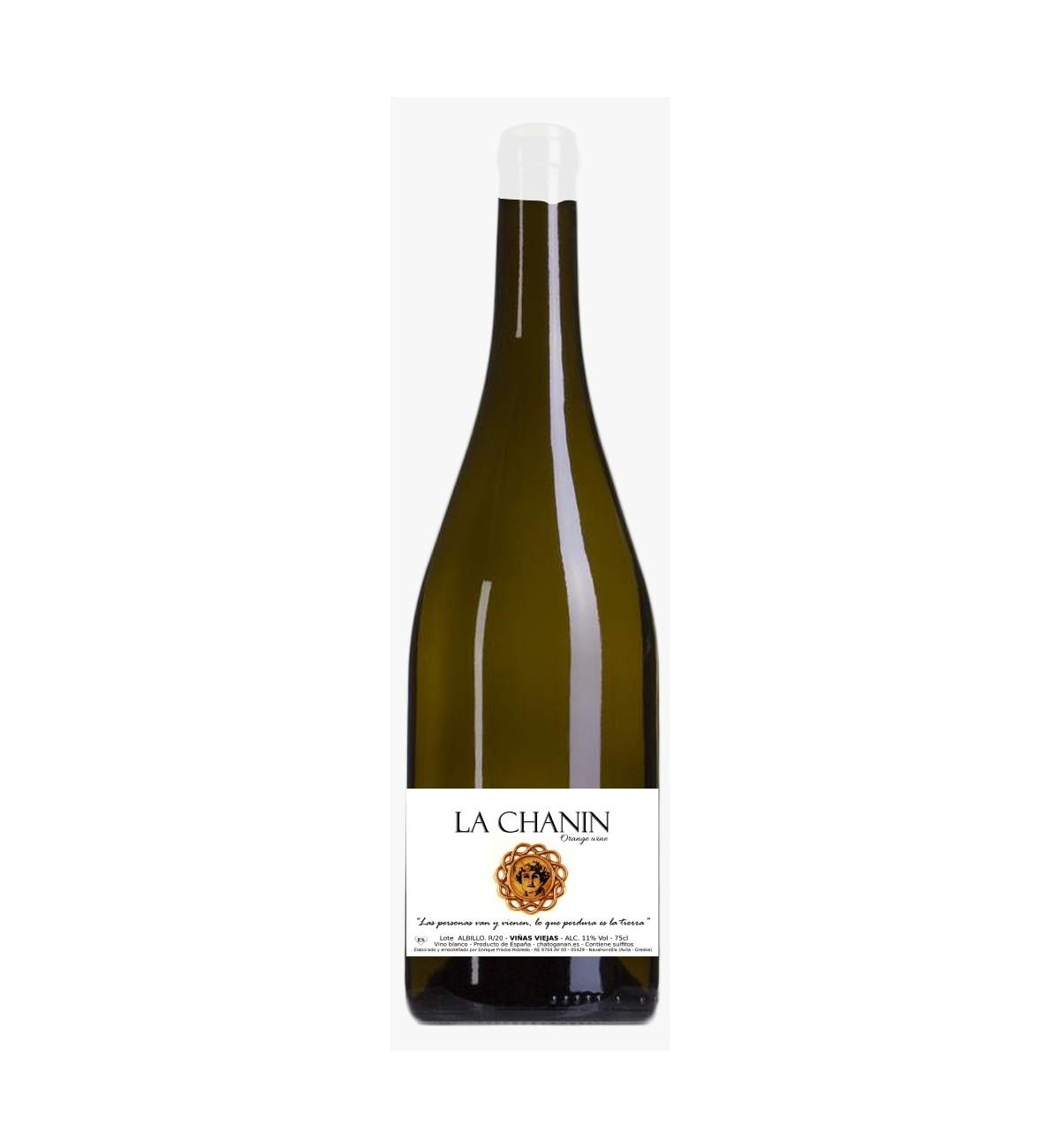 La Chanin - Orange Wine - Muchosvinos.com