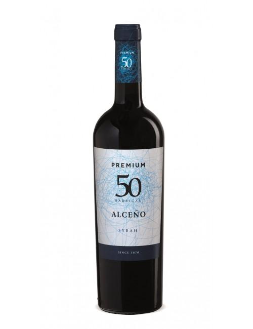 Alceño Syrah Premium 50 Barricas
