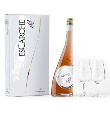 Escarche Vino de Hielo + 2 copas