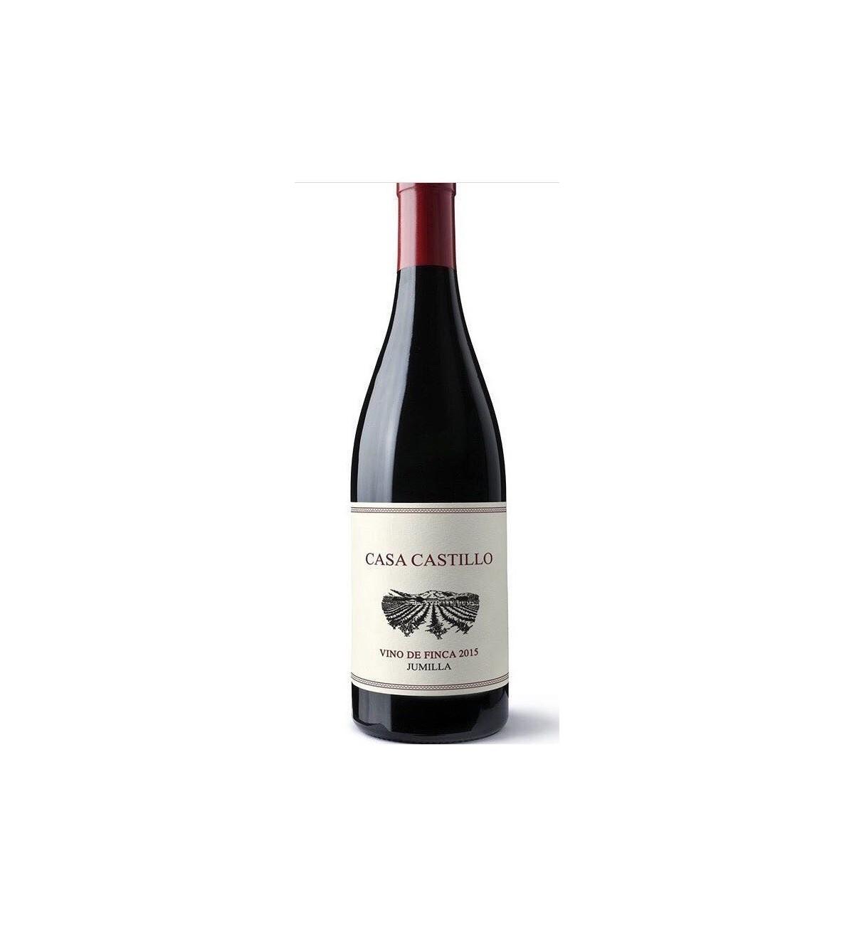 Casa Castillo Vino de Finca 2015 * Vino tinto, Jumilla, Monastrell, Garnacha - muchosvinos.com