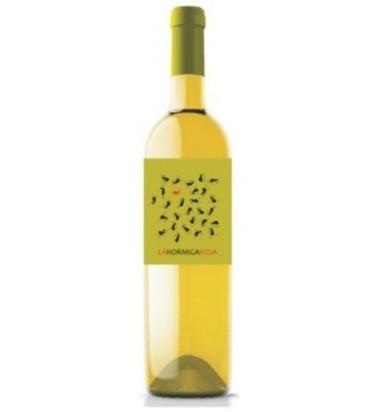 La Hormiga Roja Vino Blanco 2016 * Jumilla, Macabeo, Airen