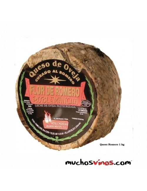 Queso Romero Roblemancha 1 kg muchosvinos